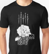 Daggers by Allie Hartley  Unisex T-Shirt
