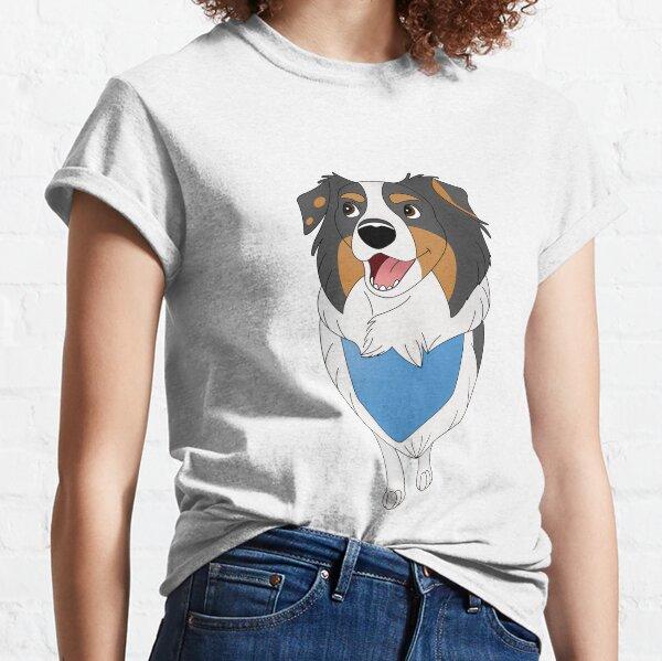 Cartoony Aussie Illustration Classic T-Shirt