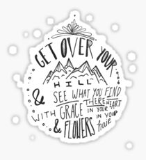 After the Storm lyrics Sticker