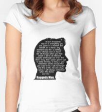When the Doctor was me Women's Fitted Scoop T-Shirt
