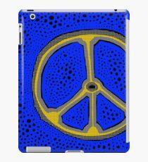 Everlasting Peace COLORIZED HALF-TONE iPad Case/Skin