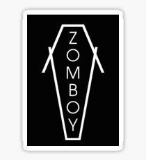 Zomboy Pentagon Sticker