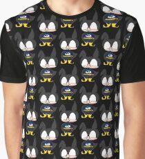 Bat mite graphic t-shirt Graphic T-Shirt