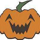 Happy Pumpkin by Erin Stilwell