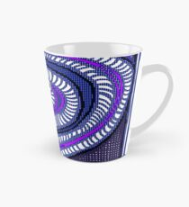 Gravitational Waves COLORIZED HALF-TONE Tall Mug