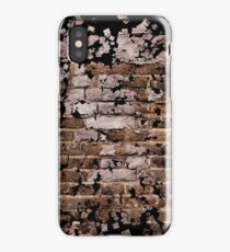 Busting Through the Wall iPhone Case/Skin