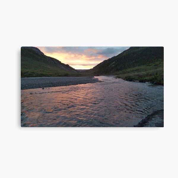 Denali Alaska Canvas Print