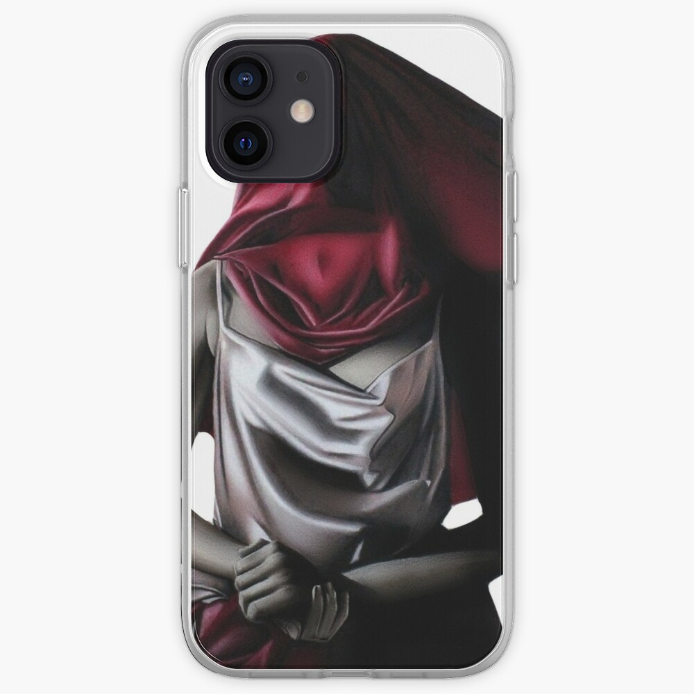 Perceived Boundaries (Colour pencil drawing) iPhone Case & Cover