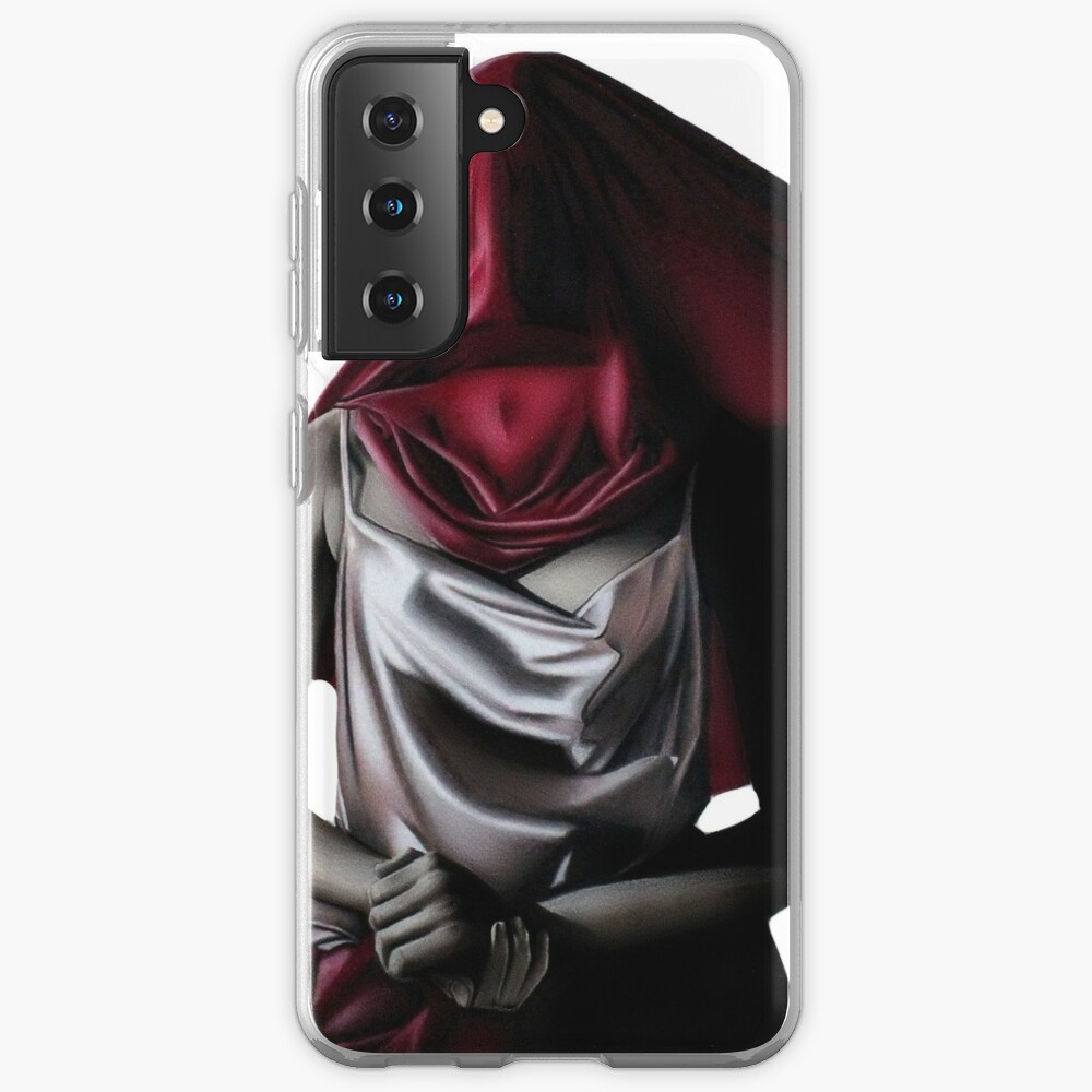 Perceived Boundaries (Colour pencil drawing) Case & Skin for Samsung Galaxy