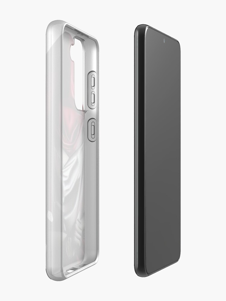 Alternate view of Perceived Boundaries (Colour pencil drawing) Case & Skin for Samsung Galaxy