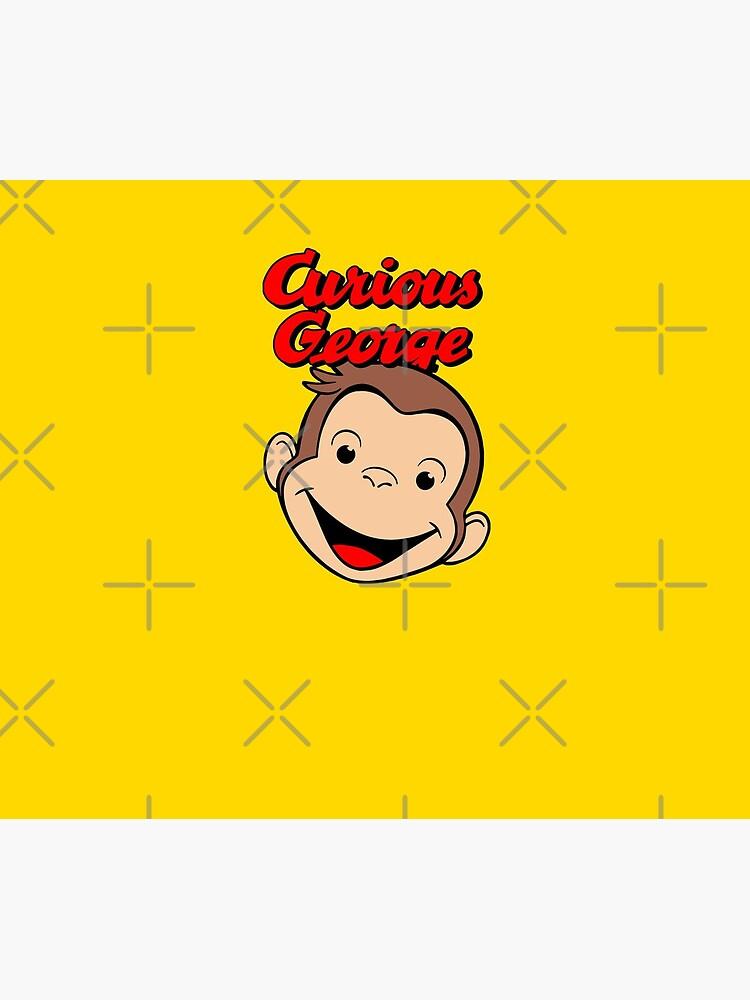 Curious George by Pop-Pop-P-Pow