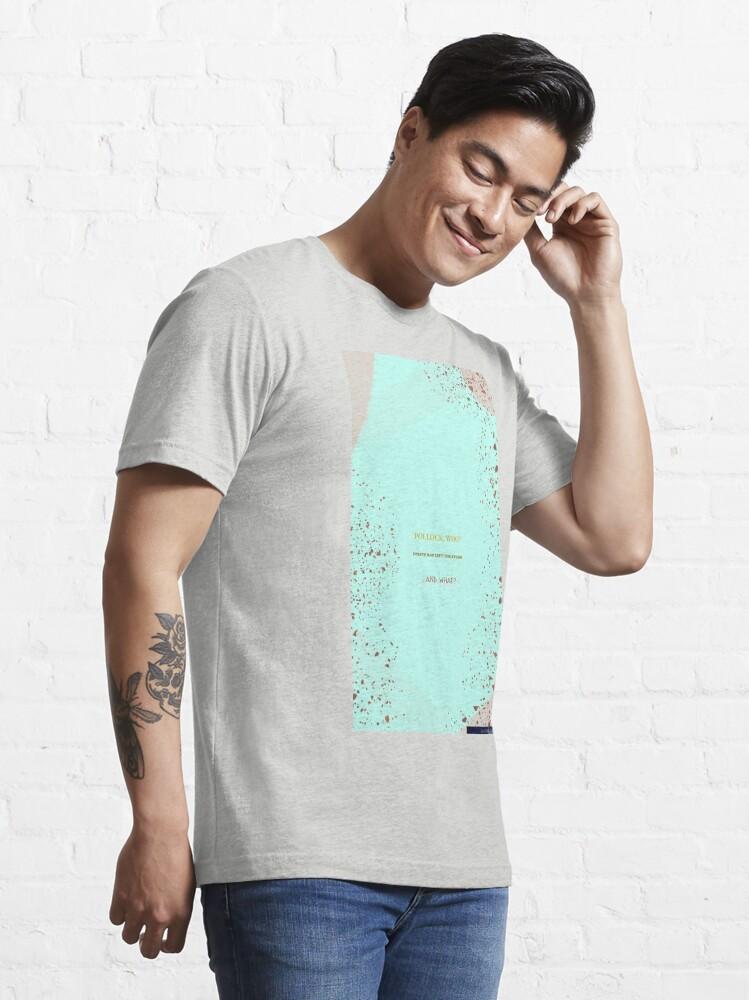 Alternate view of Genius In Development Essential T-Shirt