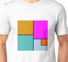 Five Box Geometric Unisex T-Shirt