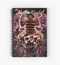 Nightmare Busters Spiral Notebook