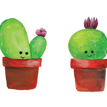 Cute Little Cactus 2 by brilliantblue