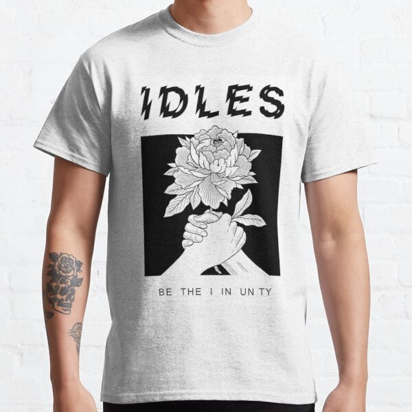 inactivo más creativo Camiseta clásica