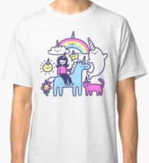 Unicorns Everywhere! Classic T-Shirt
