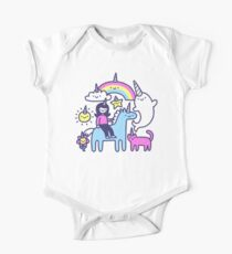 Unicorns Everywhere! Kids Clothes