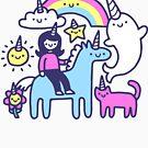 Unicorns Everywhere! by obinsun