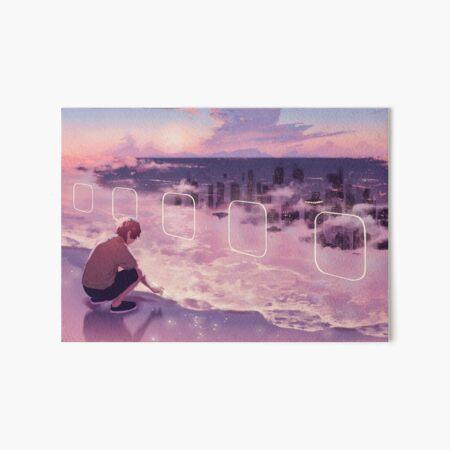 Skyline Art Board Print