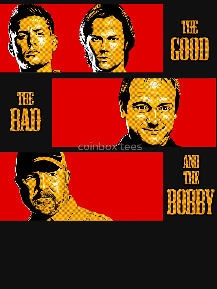 The Good, The Bad, And The Bobby | Unisex T-Shirt