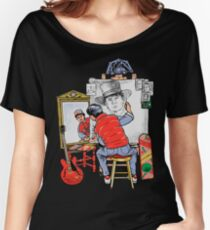 Marty Future Self Portrait Women's Relaxed Fit T-Shirt
