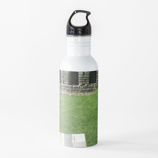 M.I. #112 |☼| The Changing Hall - Shot 1 (Hadrian's Wall) Water Bottle