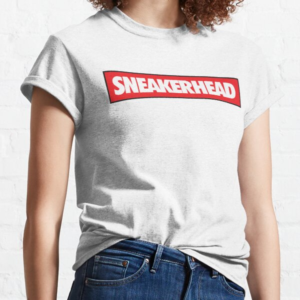 Sneakerhead Bred Camiseta clásica