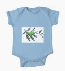 Leafy Seadragon Kids Clothes