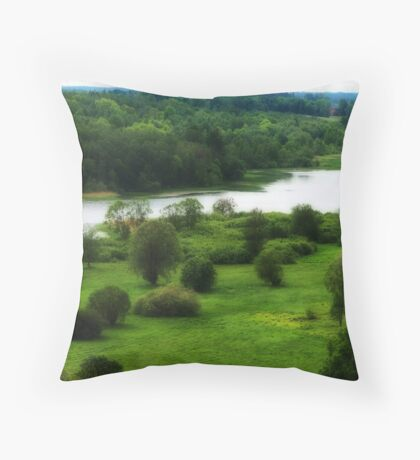 Estonia Throw Pillow