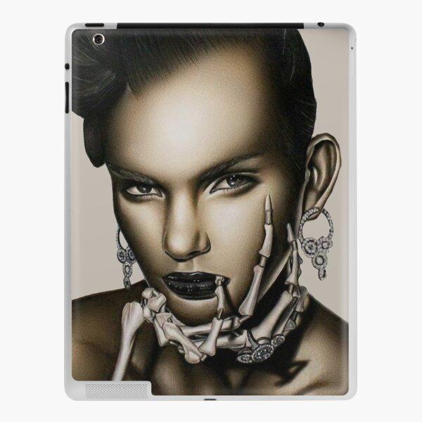 Trophy (Color pencil drawing) iPad Skin