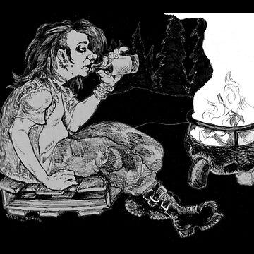 Backwoods Punk - NIGHT VERSION by wingsofjudas