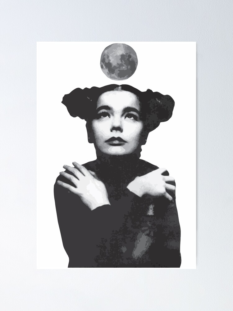 Dancer In The Dark Poster By Graceteaneyart Redbubble