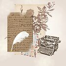 A Writer's World by HannahJConti