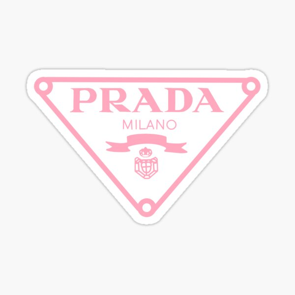 pink designer  Sticker