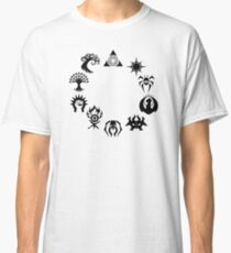 Magic the Gathering Guilds Classic T-Shirt