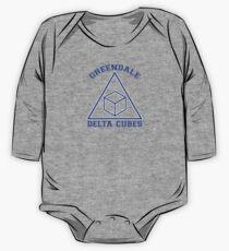 Greendale Delta Cubes Frat Kids Clothes