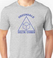 Greendale Delta Cubes Frat T-Shirt
