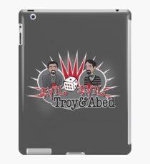 Evil Troy & Evil Abed iPad Case/Skin