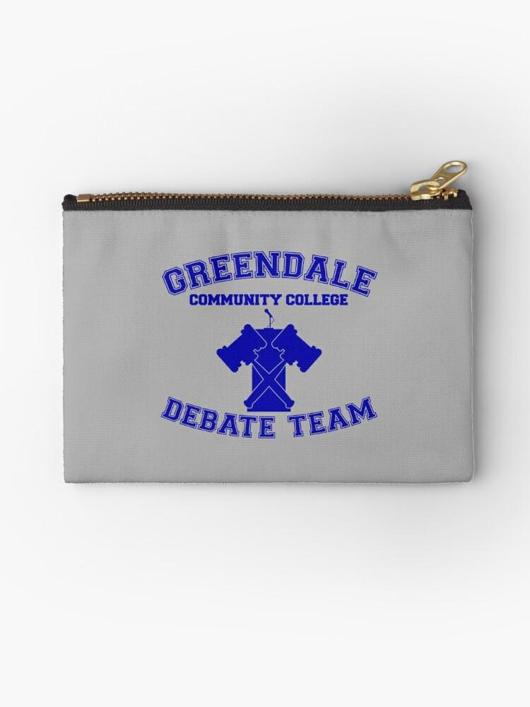 Greendale Debate Team by rexraygun