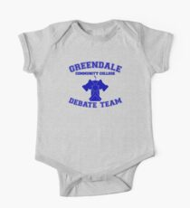 Greendale Debate Team One Piece - Short Sleeve