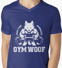 Not the average GYM WOOF T-Shirt