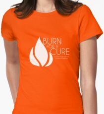 CRPS Awareness Womens Fitted T-Shirt