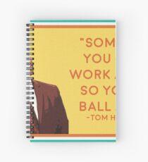 Ball a Lot Spiral Notebook