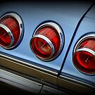 1965 Chevy Taillights by Lynn Bawden