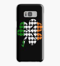 Shamrock Irish Flag Samsung Galaxy Case/Skin