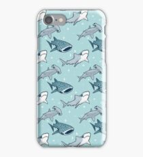 Shark Pattern iPhone Case/Skin