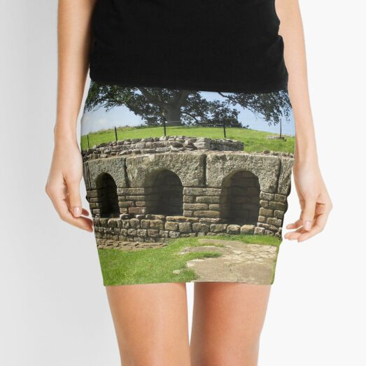 M.I. #113  ☼  The Changing Hall - Shot 2 (Hadrian's Wall) Mini Skirt