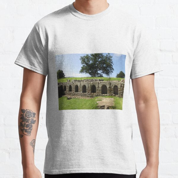 M.I. #113 |☼| The Changing Hall - Shot 2 (Hadrian's Wall) Classic T-Shirt