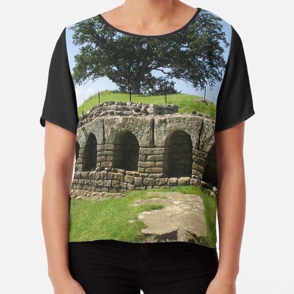 M.I. #113 |☼| The Changing Hall - Shot 2 (Hadrian's Wall) Chiffon Top